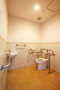 病室トイレ