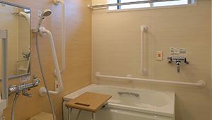 グループホームせせらぎ浴室