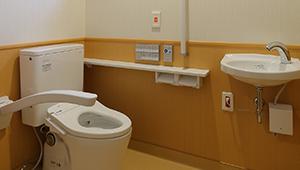 グループホームせせらぎトイレ