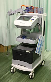 血圧脈波計