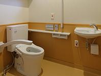 小規模多機能ホームせせらぎトイレ